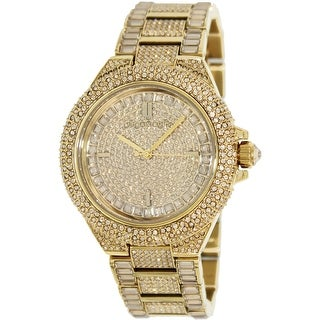 Michael Kors Women's Camille MK5720 Gold Stainless-Steel Fashion Watch