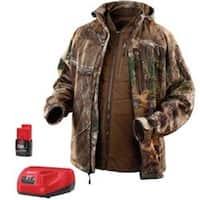 2387-S M12 Realtree Xtra Camo, Jacket Kit - Small