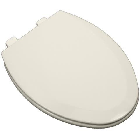 PROFLO PFTSWEC2000 Elongated Closed Front Toilet Seat and Lid