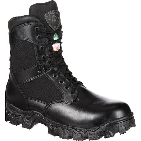 Rocky Alpha Force Men's Composite Toe PR Waterproof Boot