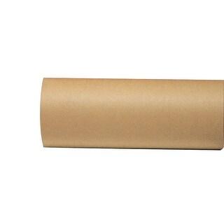 School Smart Butcher Kraft Paper Roll, 40 lb, 36 Inches x 1000 Feet, Brown