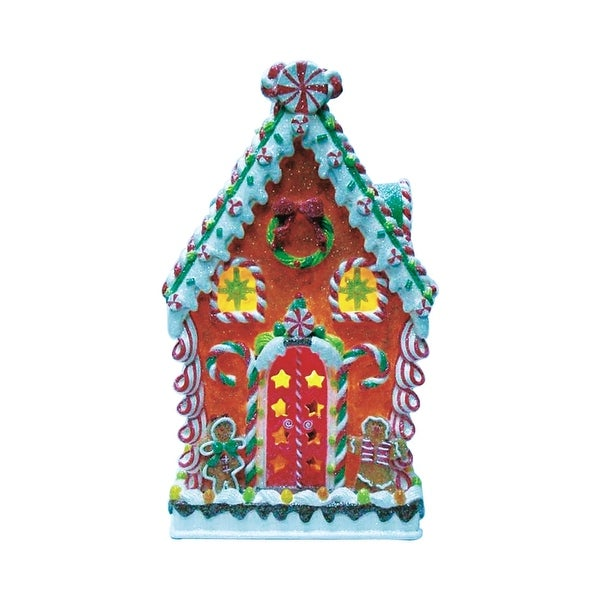 Nature''s Mark NM-X12127AA Table Top Gingerbread House, 13""