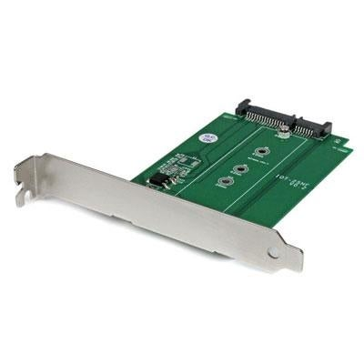 Startech S32m2ngffpex M.2 To Sata Ssd Adapter - Storage Controller (Raid)