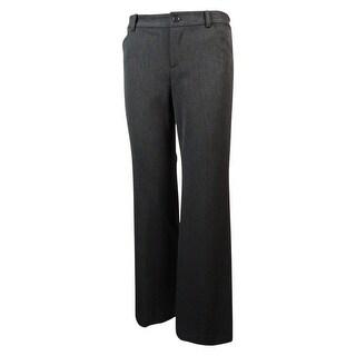 Lauren Ralph Lauren Women's Flare Leg Dress Pants