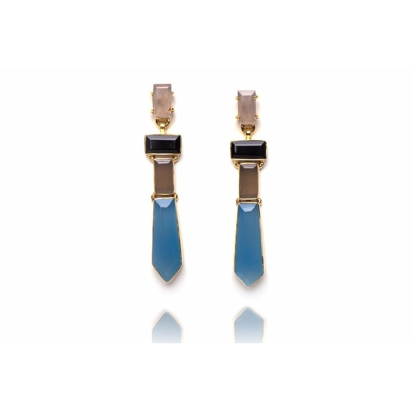 Skyrise Drop Earrings