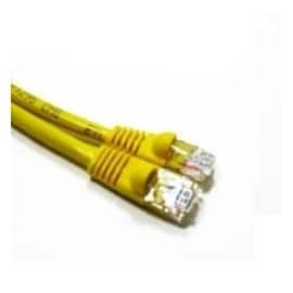 Link Depot Network Cable 7 CAT5e 350MHz Molded w/Boot Yellow