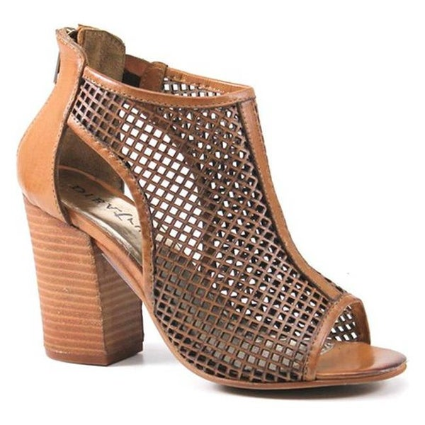 0249e9dfedd Shop Diba True Women s Ivy Wall Bootie Tan Leather - On Sale - Free  Shipping Today - Overstock.com - 17264898
