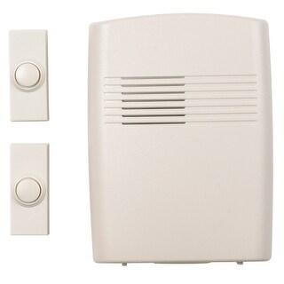 Heath Zenith SL-6162-D Wireless Front/Back Door Chime
