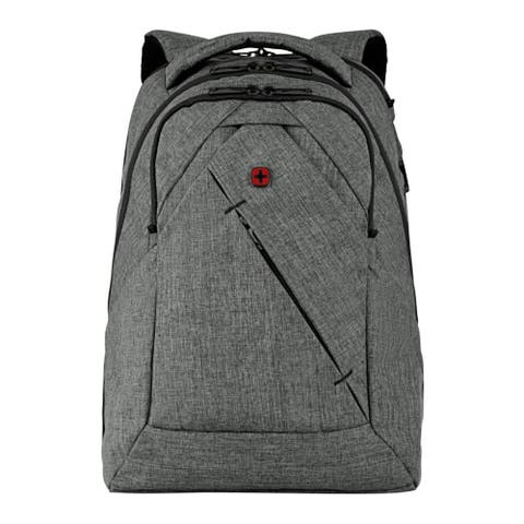 "Wenger MoveUp 16-inch Laptop Backpack - 9.1"" x 12.6"" x 17.3"""