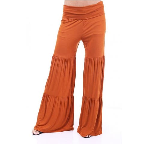 Women's Flared Pants Casual Pants