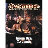 Paizo PZO92107 Pathfinder Campaign Setting Inner Sea Taverns