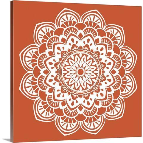 """""""Mandala I"""" Canvas Wall Art"""