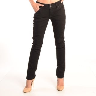 Collin Fkla Skinny Jean In Black