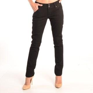 Collin Fkla Skinny Jean In Black