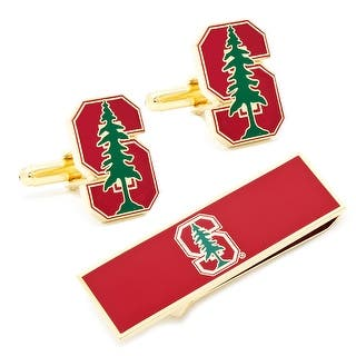 Stanford University Cardinal Cufflinks and Money Clip Gift Set - Red|https://ak1.ostkcdn.com/images/products/is/images/direct/aece5c97938b536802f2c0ccaf5cc0c341c84849/Stanford-University-Cardinal-Cufflinks-and-Money-Clip-Gift-Set.jpg?impolicy=medium