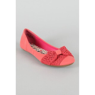 Bamboo Women Sami-56 Flats-Shoes (2 options available)