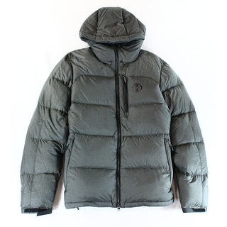 Polo Sport Ralph Lauren NEW Gray Men Large Quilted Puffer Down Jacket