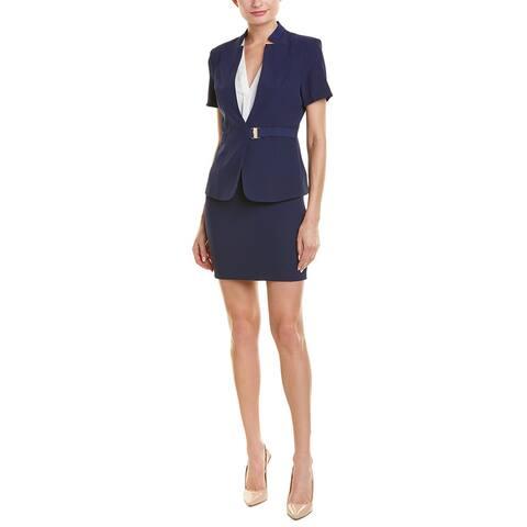 Withyou 2Pc Jacket & Skirt Set