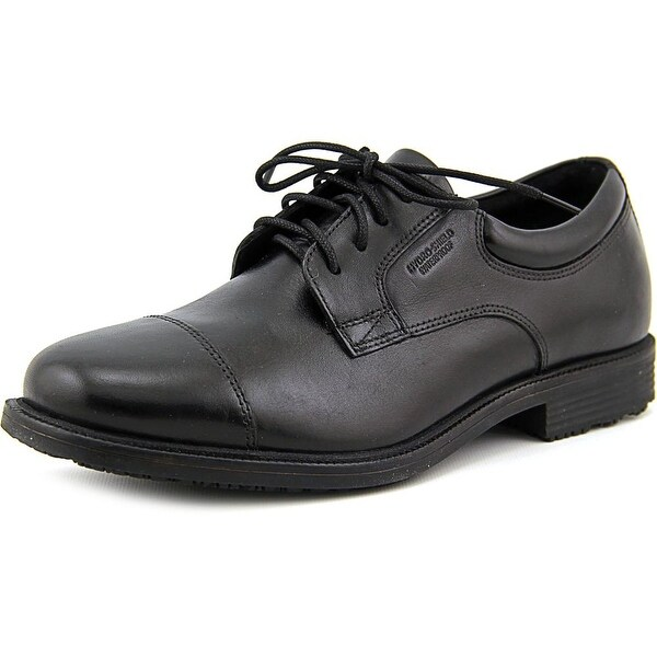 a1474f3416b699 Shop Rockport Essential Details WP Cap Toe Cap Toe Leather Oxford ...