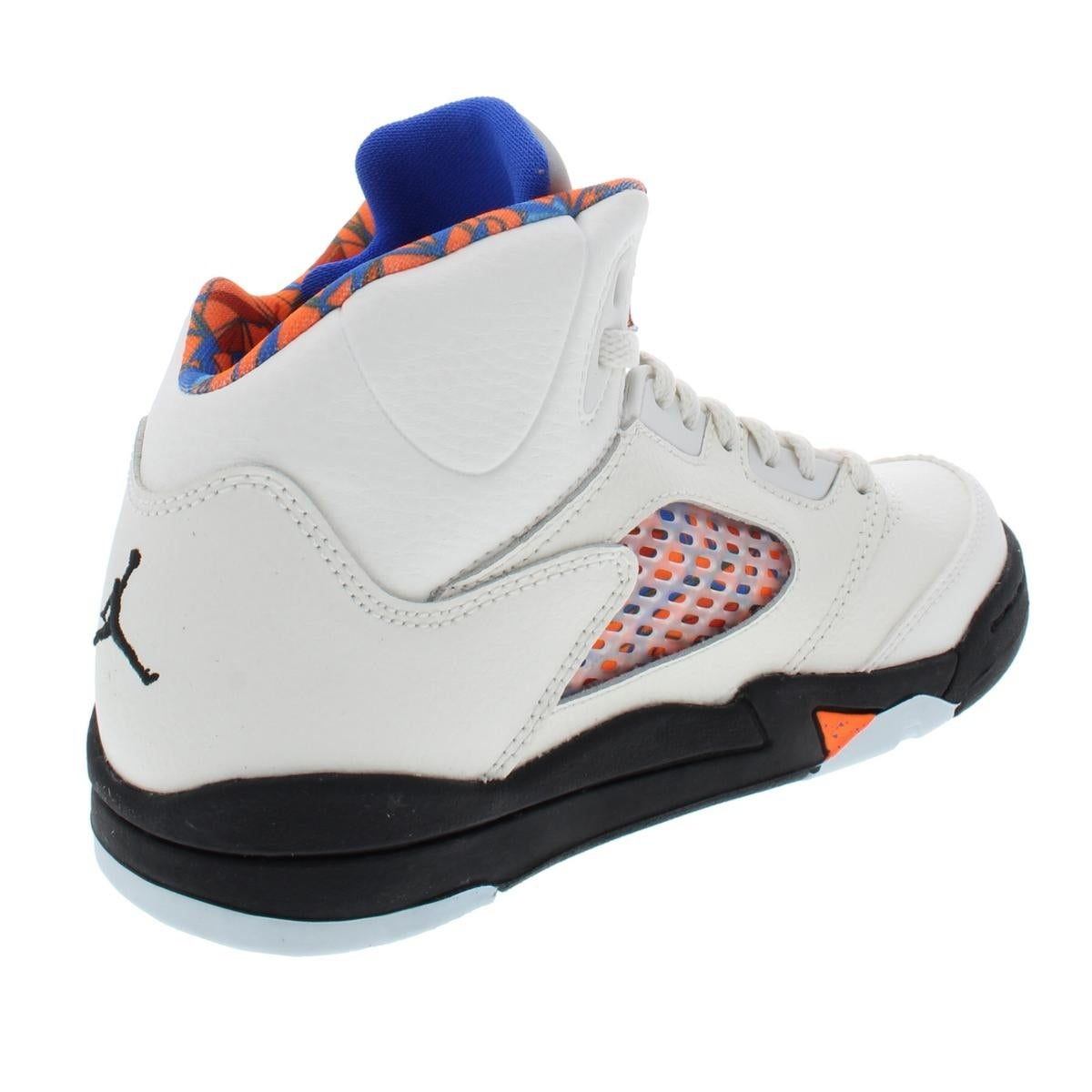 super popular 1facb 8887c Jordan Boys Jordan 5 Retro PS Basketball Shoes Little Kid Leather