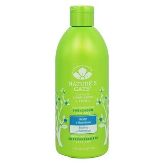Nature's Gate Conditioner Biotin Strengthening 18-ounce