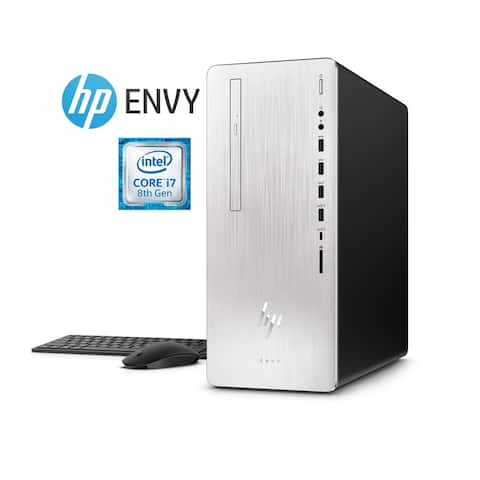 HP Envy 795 Core i7-8700 6-Core 12GB RAM 2TB 7200 RPM HDD HP (Refurbished)