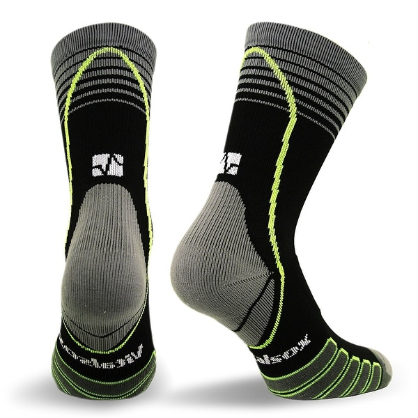 Vitalsox Compression Ligament Support Crew Socks