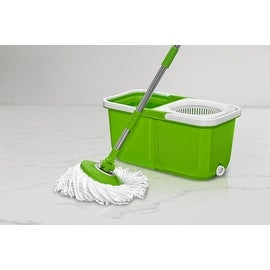 Big Boss InstaMop The Spinning Action Mop With Bonus Mop Head