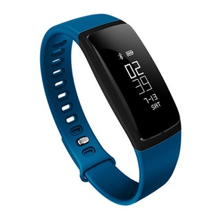 TechComm V5 Fitness Tracker with Heart Rate and Blood Pressure Monitor