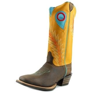 Ariat Desperado Square Toe Leather Western Boot