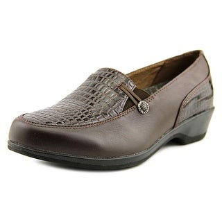 Propet Briana 2A Round Toe Leather Loafer
