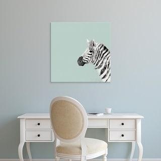 Easy Art Prints Victoria Borges's 'Pop Safari II' Premium Canvas Art