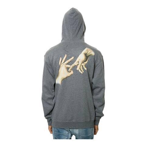 Rook Mens The Art Of Man Hoodie Sweatshirt