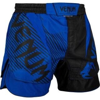 Venum No-Gi 2.0 Lightweight MMA Fight Shorts - Black/Blue
