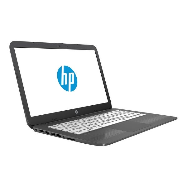 "Refurbished - HP Stream 14-ax030nr 14"" Laptop N3060 1.60GHz 4GB RAM 64GB eMMC WIN10"