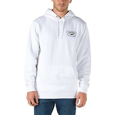 Vans Port Patch Pullover - White - Large