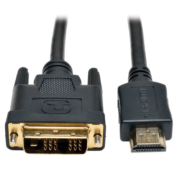 Tripp Lite P566-006 6' Hdmi To Dvi-D Digital Monitor Adapter Converter Cable