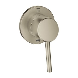 Grohe 29 106 Concetto Single Lever 3-Way Diverter Valve Trim Only (Valve Sold Separately)