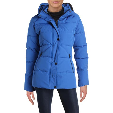 Guess Womens Coat Winter Parka