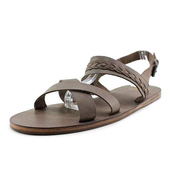 29 Porter Rd Alex Open-Toe Faux Leather Fisherman Sandal