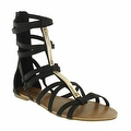 Red Circle Footwear 'Musica' Gladiator Sandal - Thumbnail 0