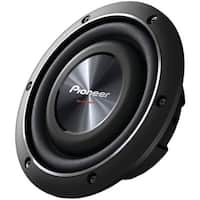 """Pioneer Ts-Sw2002D2 8"""" 600-Watt Shallow-Mount Subwoofer With Dual 2Ohm Voice Coils"""