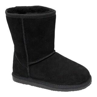 Lamo Girls' Classic Boot Black