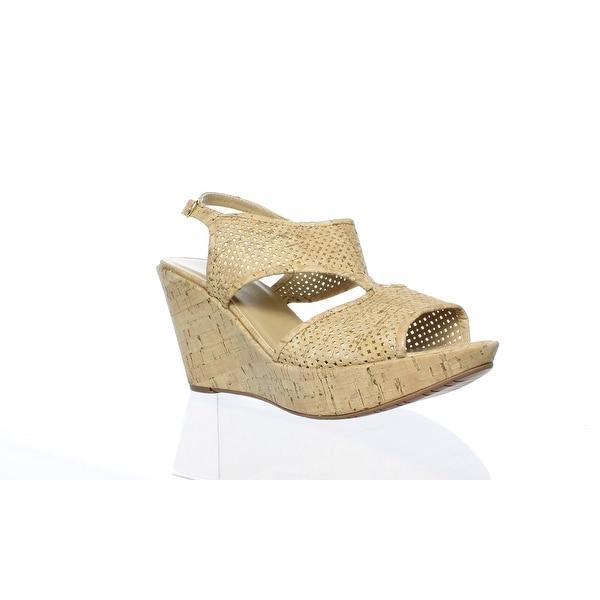 a74fba33e25 Shop VANELi Womens Eleni Brown Sandals Size 11.5 - On Sale - Free ...
