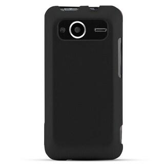 Technocel Soft Touch Shield for HTC EVO Shift 4G (Black)