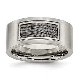 Stainless Steel Wire Ring (10 mm)