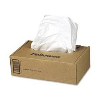 Wastebags- For Shredders C480-C420- Dispenser Box- w-Wire Ties