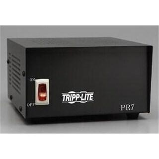 Tripp Lite PR7 7 - Amp DC Power Supply 120VAC Input to 13.8VDC Output