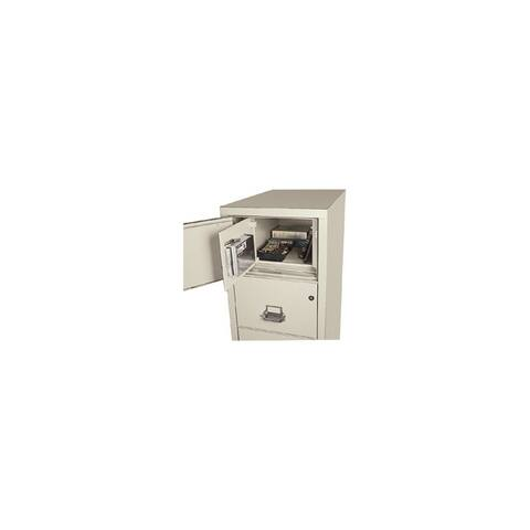 FireKing 4-2131-CSF 4 Drawer Legal W/ Safe-in-a-File Fire/Impact Resistant Vertical File