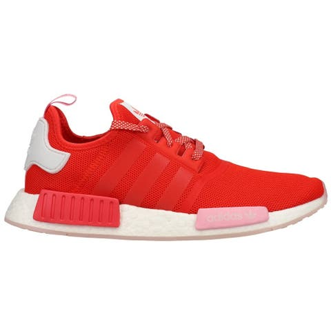 adidas Nmd_R1 Womens Sneakers Shoes Casual - Red